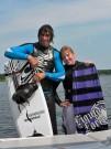 with Stewart Mackie
